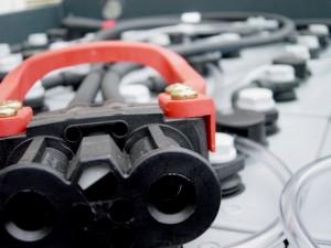 verbruik elektrische heftruck zuinig energieverbruik