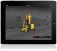Jungheinrich Warehouse navigation App