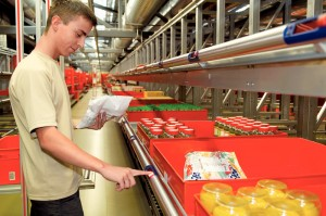 WMS Warehouse Management Systeem Jungheinrich