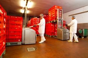 warehouse magazijn logistiek efficienter flexibeler heftruck palletwagen