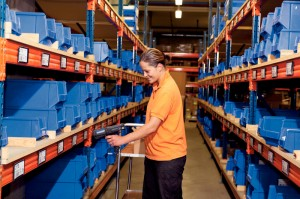Barcodescanner, WMS, warehouse management systeem, voicepicking, cross-docking, acceptatie, maatwerk, medewerkers, training, efficiënt, update, ERP