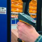 De traditionele barcodescanner.