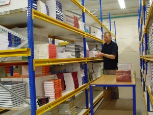 E-Commerce en pieken in webshop logistiek